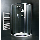 more details on Eliana Nerine 800mm Quad Shower Enclosure Inc Tray and Waste