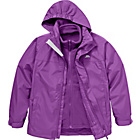 more details on Trespass Girls' Purple 3‑in‑1 Skydive Jacket.