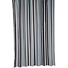 more details on Heart of House Luxury Stripe Shower Curtain - Black.