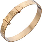 more details on 9ct Rolled Gold Teddy Bear Bangle.