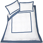 more details on Heart of House Spencer Denim Bedding Set - Kingsize.