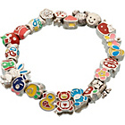 more details on Children's Enamel Charm Bracelet.