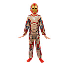 more details on Iron Man 3 Dress Up Outfit - 3 - 4 Years.