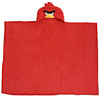more details on Angry Birds Red Bird Hooded Fleece Blanket.