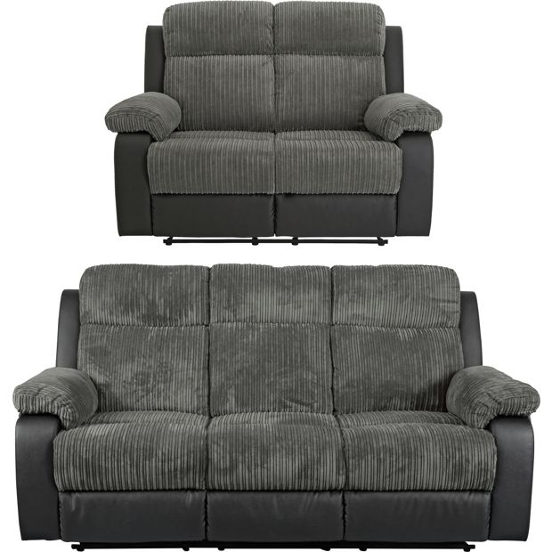 Buy Collection Bradley Large And Reg Manual Recliner
