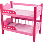 more details on Dollsworld Wooden Bunk Beds.