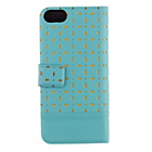more details on Guess Gianina iPhone 5/5S Booklet Case - Turquoise.