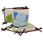 more details on Lambs & Ivy Jungle Buddies Cot Bumper.