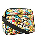 more details on Paul Frank Julius Monkey Character Messenger Bag.