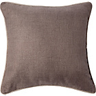 more details on Heart of House Hudson Textured Cushion - Mocha.