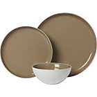more details on Heart of House Sherbourne 12 Piece Dinner Set - Neutral.