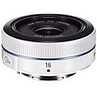 more details on Samsung 16mm f/2.4 Pancake Lens - White.