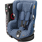 more details on MaxiCosi Axiss Group 1 Car Seat - Denim Hearts.