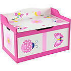 more details on Momo Pink Butterfly Toy Box.