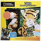more details on National Geographic Tiger Sew Your Own Plush Pals.