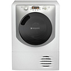 more details on Hotpoint AQC9BF7I Condenser Tumble Dryer - White/Ins/Del/Rec