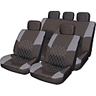 more details on Streetwize Premium Seat Cover Set - Black and Grey.