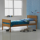 more details on Faris Pine Single Bed Frame with Bibby Mattress.
