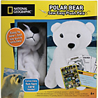 more details on National Geographic Polar Bear Sew Your Own Plush Pals.