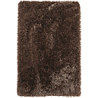 more details on Heart of House Bliss Deep Pile Shaggy Rug - 170x110cm-Mocha.
