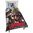 more details on Disney Marvel Avengers Age of Ultron Bedding Set - Single.