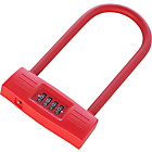 more details on Gear'd Red Combination U-Lock.