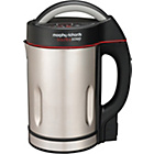 more details on Morphy Richards 501011 Saute and Soup - Black.