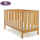 more details on Obaby York Cot Bed - Country Pine.