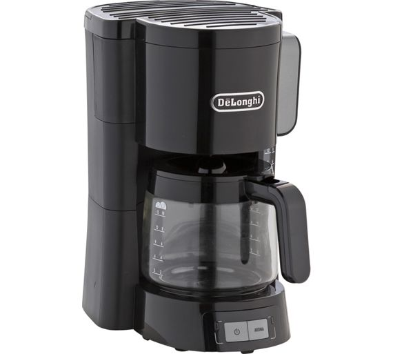 Buy De Longhi ICM15240 Filter Coffee Maker - Black at Argos.co.uk - Your Online Shop for Coffee ...
