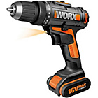 more details on Worx WX152 Max Cordless Drill Driver - 16V.