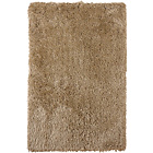 more details on Heart of House Bliss Deep Pile Shaggy Rug 170x110cm - Cream.