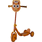 more details on Chad Valley Zoomies Tri Scooter - Giraffe.