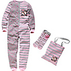 more details on One Direction Girls' Onesie Set .