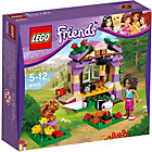 more details on LEGO® Friends Andrea's Mountain Hut - 41031