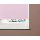 more details on ColourMatch 5ft Blackout Roller Blind - Bubblegum Pink.