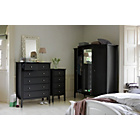more details on Heart of House Avignon 4+2 Drawer Chest - Black.