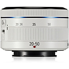 more details on Samsung 20-50mm f/3.5-5.6 NX Zoom Lens - Black.