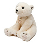 more details on Aurora World Miyoni Polar Bear Plush Toy.