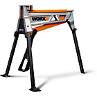 more details on Worx Jawhorse Workbench with Tool Tray.
