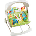 more details on Fisher-Price Rainforest Friends Take-Along Swing and Seat.