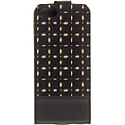 more details on Guess Gianina iPhone 5/5S Flip Case - Black.
