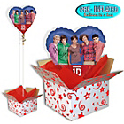 more details on One Direction Foil Balloon in a Box.