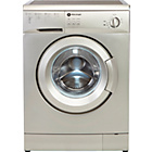 more details on White Knight WM105VS 5KG 1000 Spin Washing Machine - Silver.