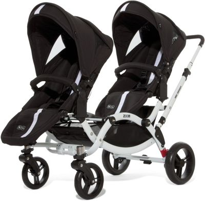 ABC Design Zoom Tandem Pushchair - Granit