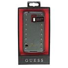 more details on Guess Stud Samsung Galaxy S5 Hard Case - Silver.