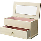 more details on Wooden 1 Drawer Jewellery Box.