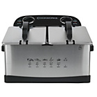 more details on Cookworks Twin Professional Fryer - Stainless Steel.