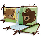 more details on Lambs & Ivy Honey Bear Cot Bumper.