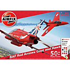 more details on Airfix Red Arrows 50th Season Model Kit.
