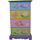 more details on Liberty House Toys Butterfly 4 Drawer Storage.